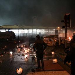 Dodental aanslagen Istanbul loopt op tot 38