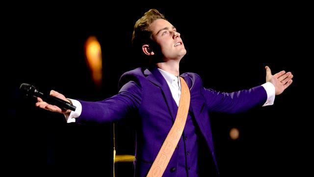 Douwe Bob ongeschonden door doodstille repetitie finale Songfestival