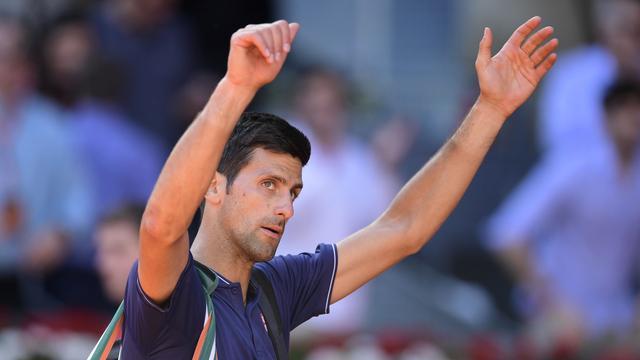 Djokovic hoopt dat motivatieproblemen tot het verleden behoren
