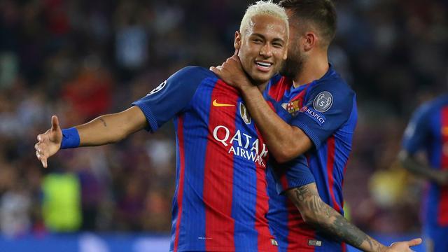 Neymar weet zeker dat nieuw contract bij FC Barcelona in orde komt