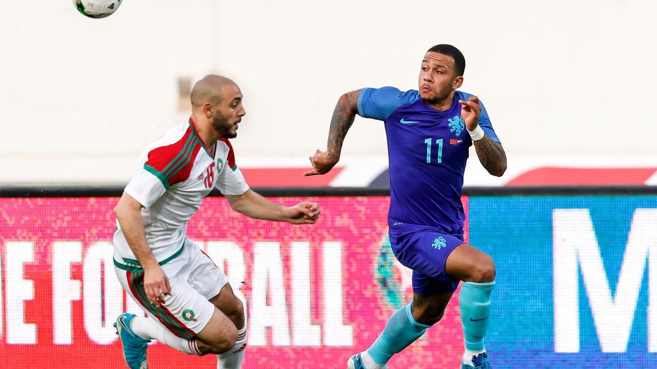 Samenvatting: Marokko-Nederland (1-2)