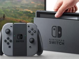 Console zal alleen spellen die voor de Switch zijn gemaakt afspelen