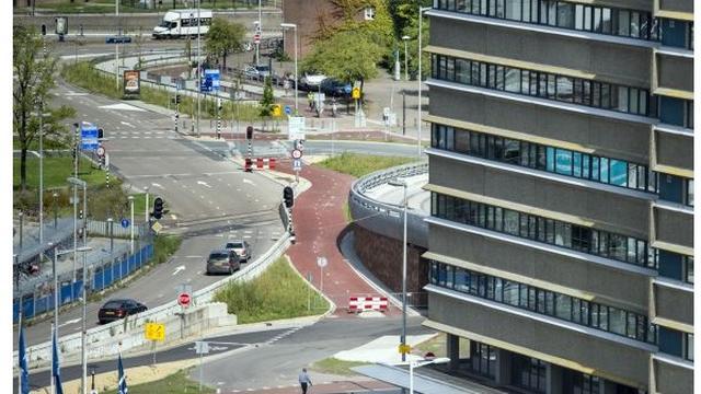 Twee nieuwe fietspaden erbij in het stationsgebied