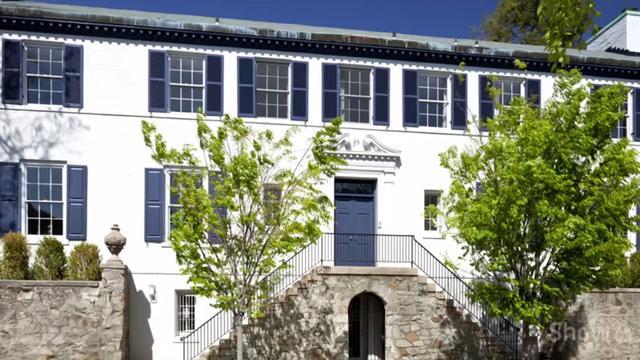 Binnenkijken bij Ivanka Trump's eigen witte huis