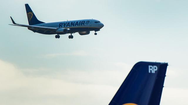 Ryanair grootste vliegmaatschappij Europa qua passagiers