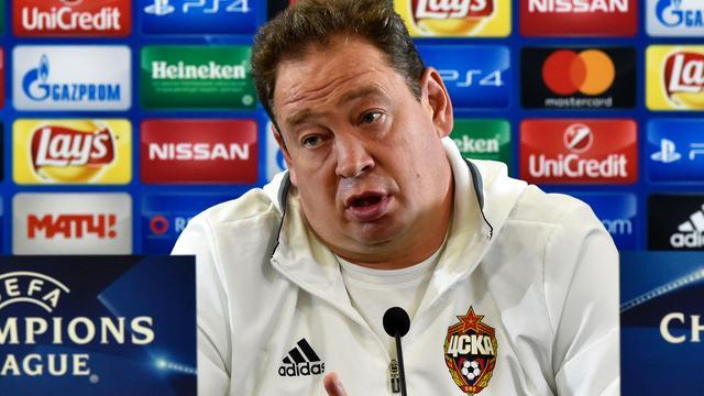 Slutsky neemt na zeven jaar afscheid als trainer van CSKA Moskou