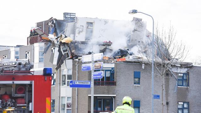 Dode na explosie Veendam was psychiatrisch patiënt bij UMC Groningen