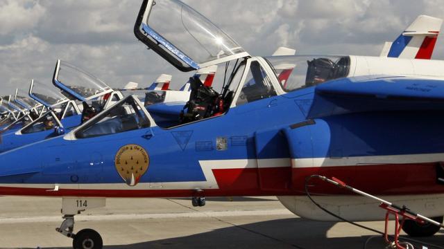 'Baas Franse luchtmacht gebruikte straaljager voor woon-werkverkeer'