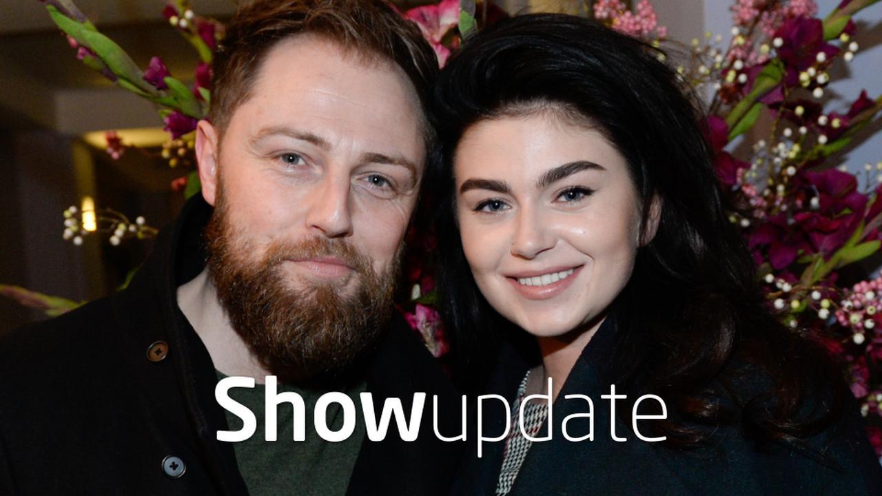 Show Update: Roxeanne Hazes bezorgt Erik Zwennes beste verjaardag ooit