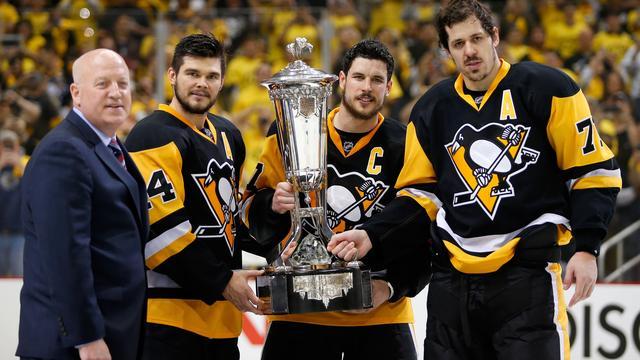 Pittsburgh Penguins tegenstander van San José in finale NHL