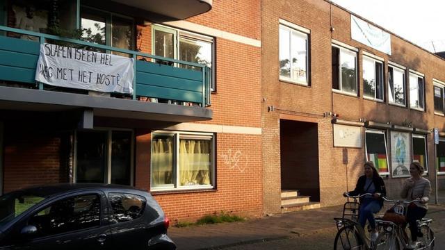Buurt klaar met overlast bezoekers Hostel Nightflight