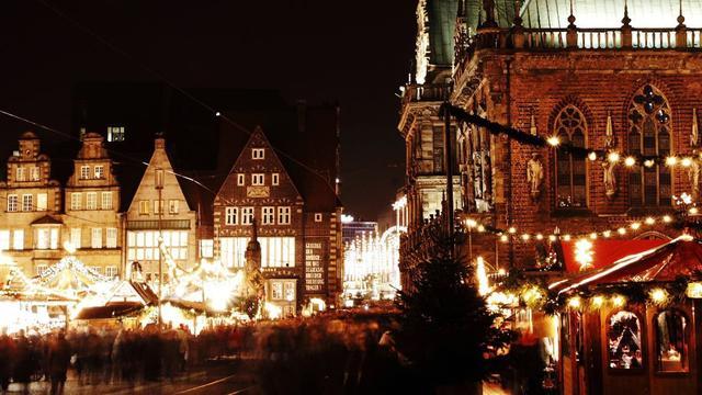 Dagje kerstshoppen in Bremen voor 23 euro
