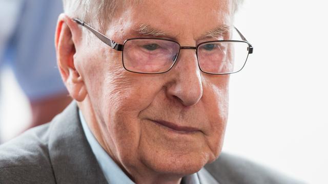 Advocaat vraagt vrijspraak voor oud-SS'er Reinhold Hanning