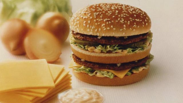 Analisten blij dat Big Mac niet meer 'heilig' is bij McDonald's