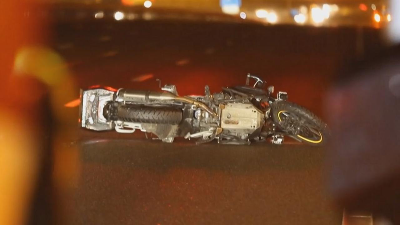 A9 bij knooppunt Raasdorp dicht na dodelijk ongeval
