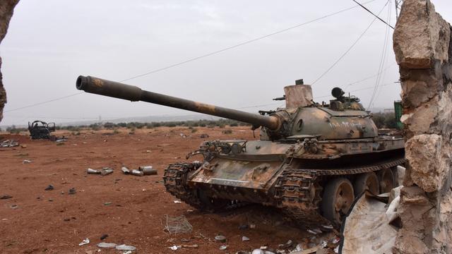 Aleppo dreigt volgens VN-coördinator grote begraafplaats te worden