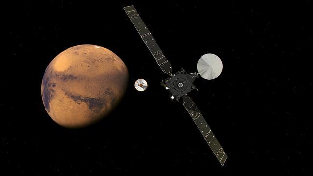 ESA verwacht donderdagochtend duidelijkheid over Marslander