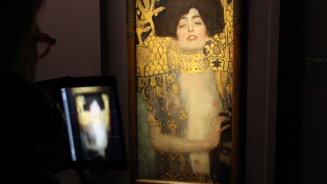 Schilderij Gustav Klimt komt naar Nederland
