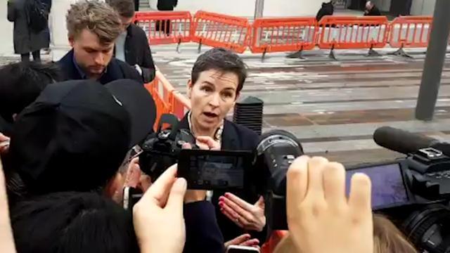 Dit zagen getuigen van de aanslag bij het Britse parlementsgebouw