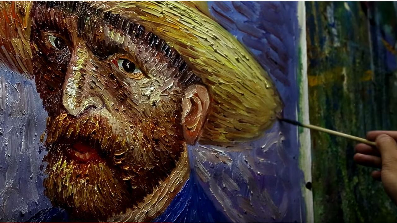 Trailer: China's Van Gogh - Haibo Yu, Kiki Tianqi Yu