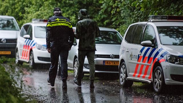 Door politie gedode man Schiedam gaf eigen signalement door