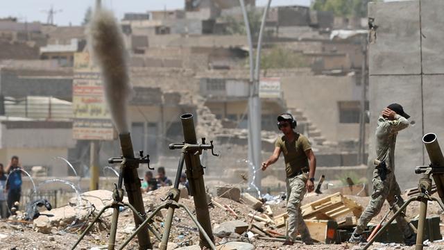 Doden door mortieraanval in Iraakse Mosul