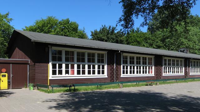 Gemeente mag Fins schooltje nog niet slopen van rechter