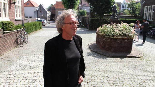 GroenLinks-fractievoorzitter Jos Koniuszek over 2015