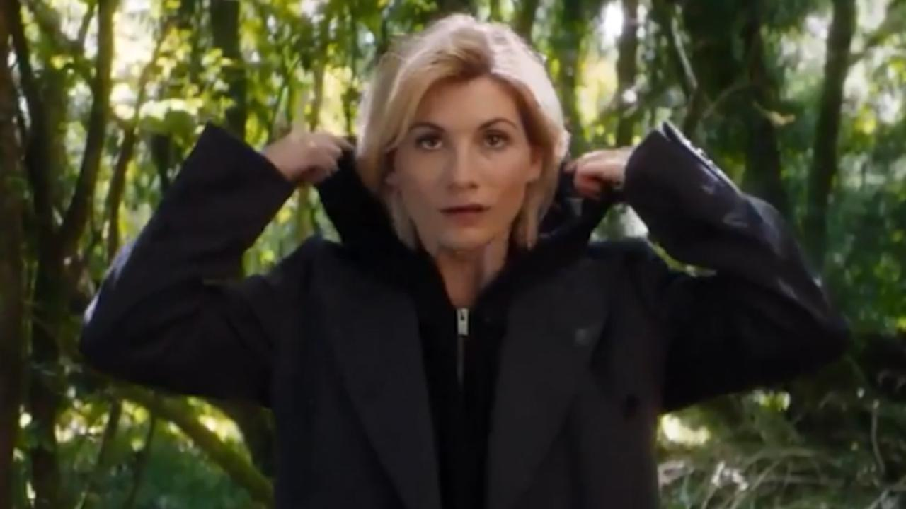 Trailer: Doctor Who