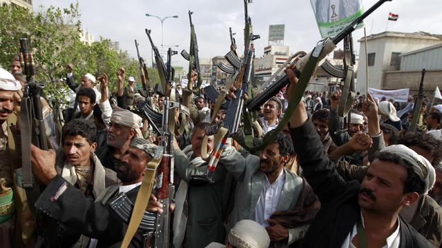 Houthi-rebellen vormen regering in Jemen