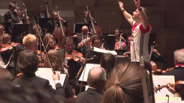 Orkest steekt Feyenoord hart onder de riem
