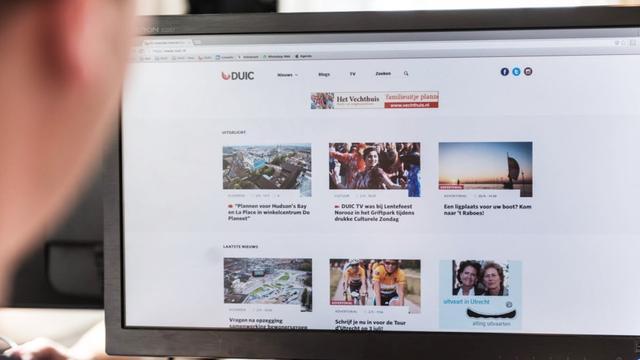 DUIC viert vijfjarig jubileum: 55.000 bezoekers per dag