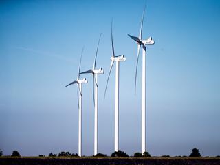 Toestemming voor vijf nieuwe turbines