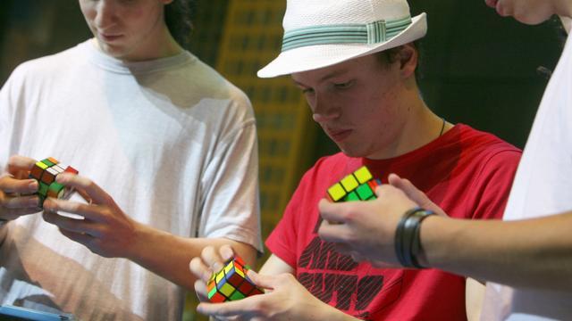 'Speelgoed Rubik's Cube kan niet als merk worden beschermd'
