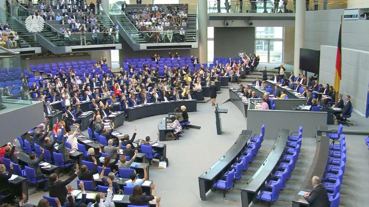 Duits parlement stemt voor erkenning Armeense genocide