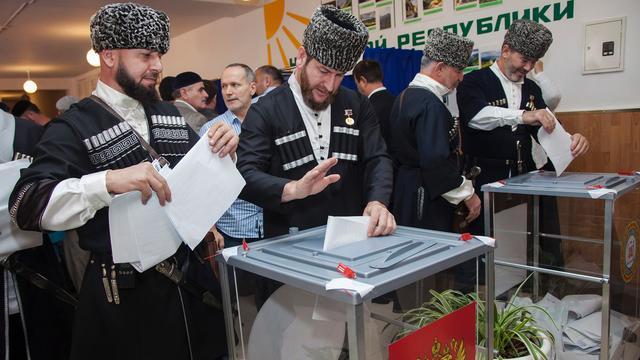Rusland wil geen Amerikaanse waarnemers meer bij verkiezingen