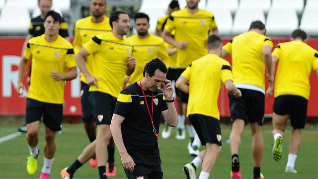 Sevilla vervolgt tegen Shakhtar jacht op record in Europa League
