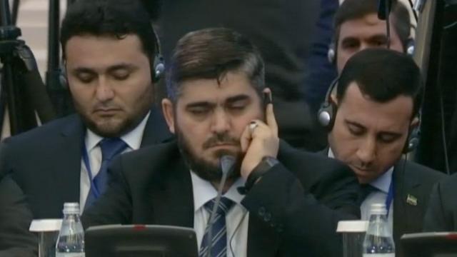 Nieuwe vredesgresprekken Syrië in Astana van start