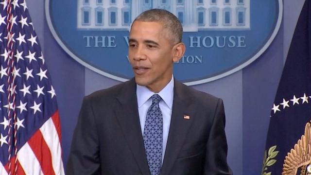 Obama's 'final thoughts': de hoogtepunten uit zijn laatste persconferentie