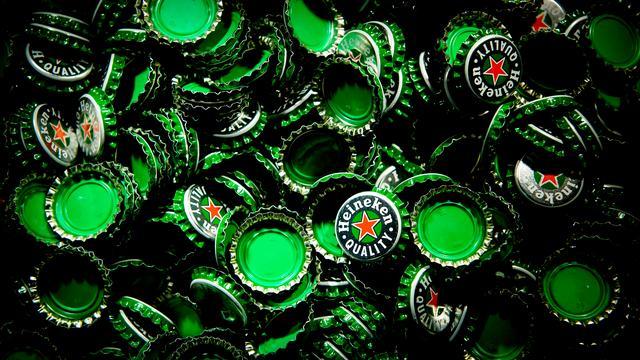 Bierbrouwer Heineken introduceert alcoholvrij bier Heineken 0.0