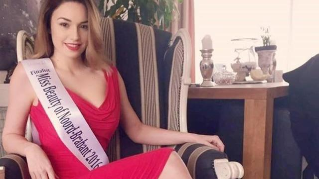 Tania de Groot in finale Noord-Brabant Miss Beauty