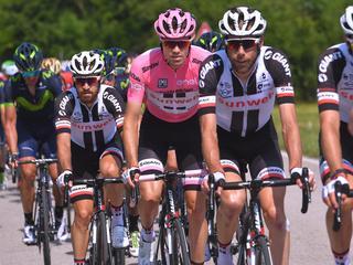 Ploeggenoten bij Team Sunweb hebben vertrouwen in Giro-zege