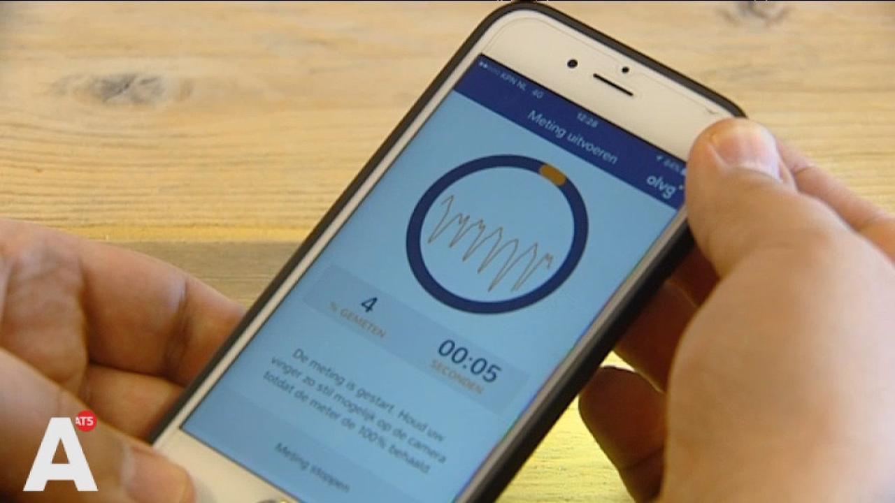 App voor patiënten met hartritmestoornissen