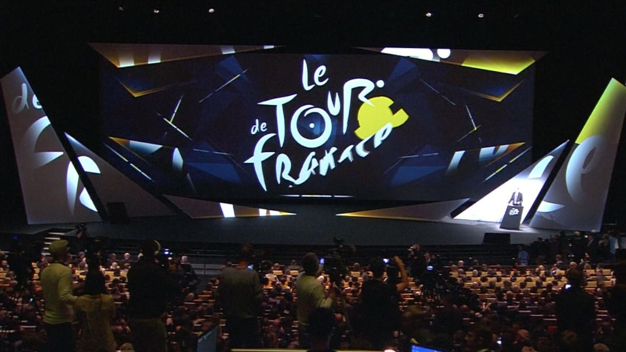 Route Tour de France 2017 gepresenteerd