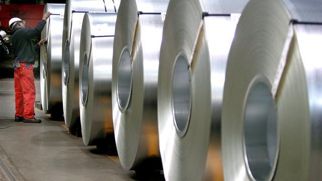 VS verhoogt importtarieven op Chinees staal
