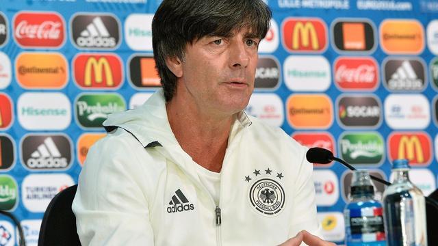 Duitsland heeft volgens bondscoach Löw geen 'Italië-trauma'