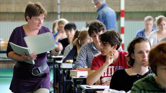 Slimme leerlingen worden meer uitgedaagd op middelbare school