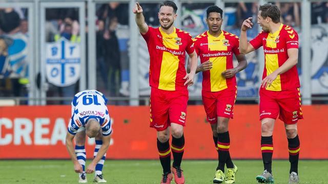 Go Ahead zet grote stap richting Eredivisie, NAC boekt zege op Willem II