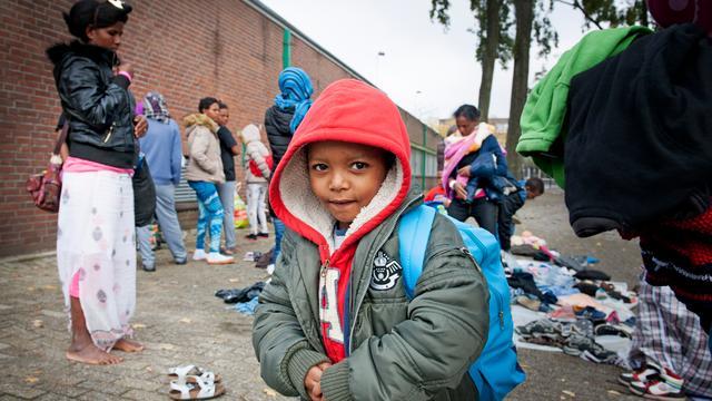 Plannen voor noodopvang vluchtelingen gaan niet door