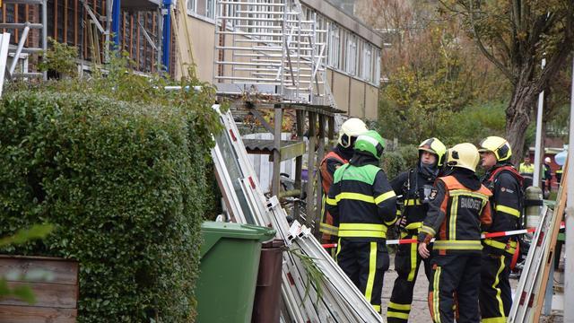 Meerdere huizen ontruimd na gaslek